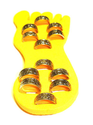 fashion toe rings
